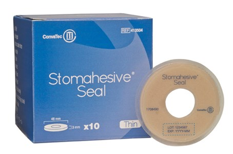 Stomahesive Ostomy Seal photography